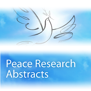 Peace Research Abstracts